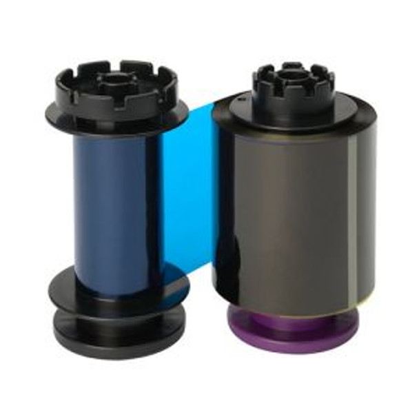 Evolis Color Ribbon for Avansia - YMCKK - 400 prints - RT5F011AAA
