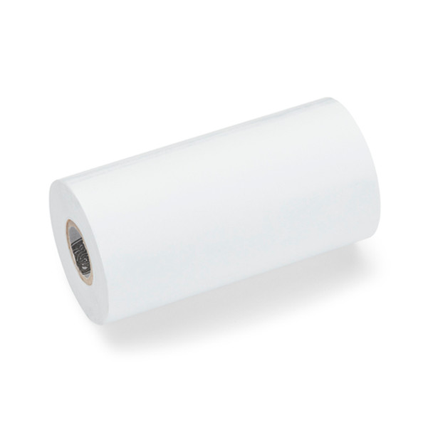 """Zebra Technologies 10011042 Z-Perform 1000D 2.4 mil Receipt Paper, Direct Thermal, 10 Year Archivability, 3"""" x 80', 0.4"""" Core, 1.8"""" OD (Pack of 36 Rolls)"""
