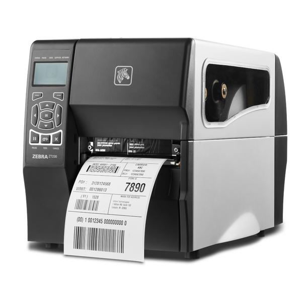 Zebra ZT230 Direct Thermal Industrial Label Printer - ZT23042-D01000FZ
