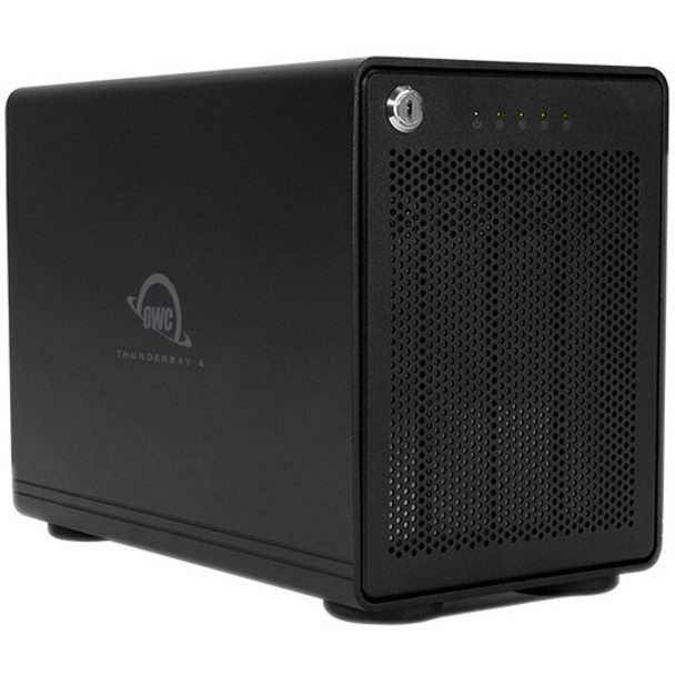 OWC ThunderBay 4 56TB 4-Bay Thunderbolt 3 RAID 5 Array