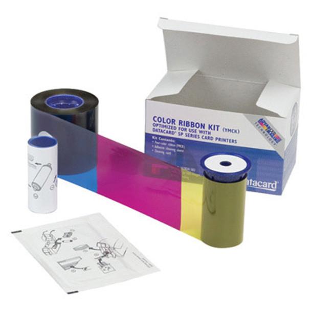 Datacard/Entrust 534000-003 Color Ribbon  and Cleaning Kit (YMCKT)