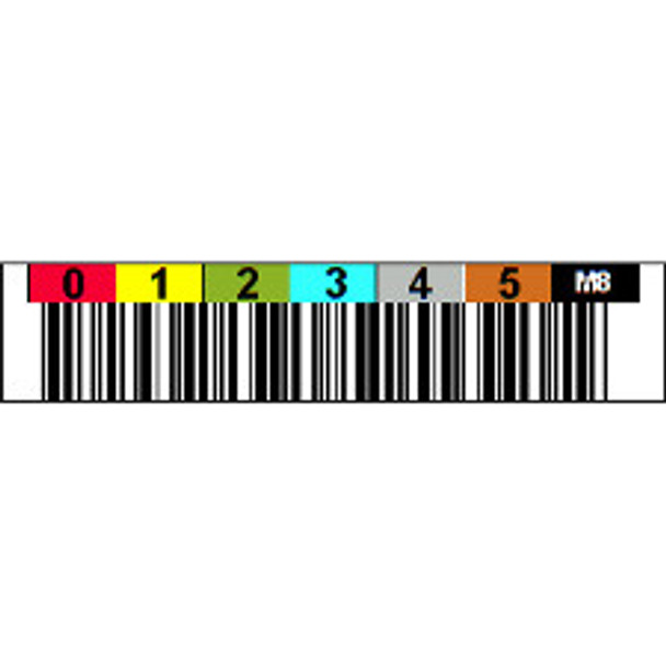 Custom Barcode Labels and Initialization for LTO 7 Tapes Type M (M8) for use in LTO 8 Tape Drives