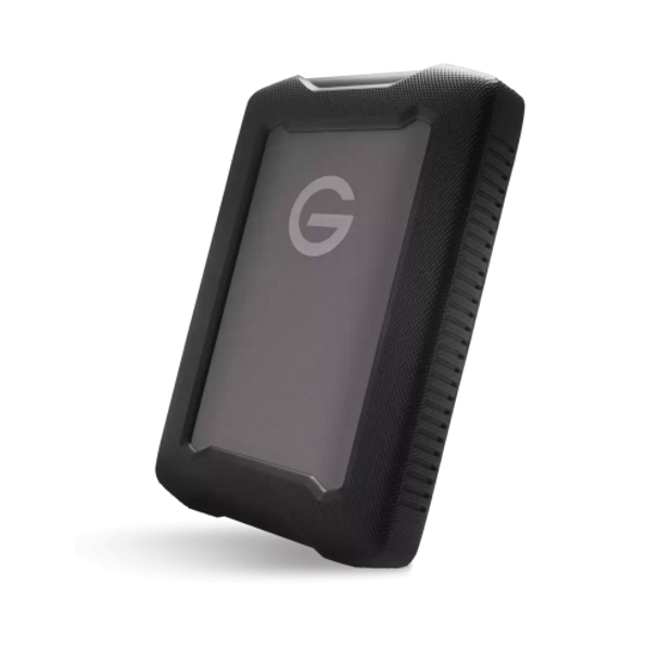 G-DRIVE ArmorATD 4TB External Portable Hard Drive from SanDisk Professional