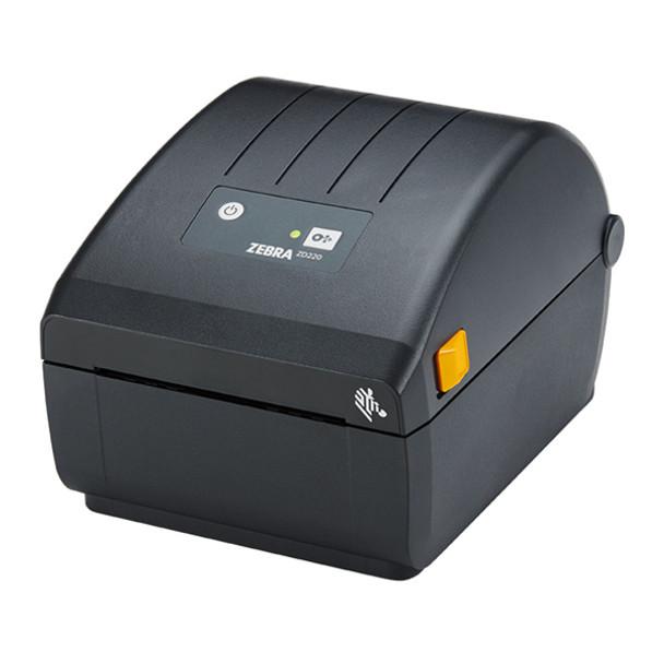 Zebra ZD22042-D01G00EZ Barcode Label Printer, Zebra ZD220d Desktop Printer - Direct thermal Printer ZD220, Standard EZPL, 203 dpi, US Power cord, USB