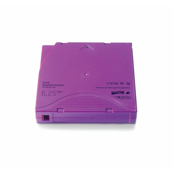 HPE LTO Ultrium 6 Tape (C7976A)