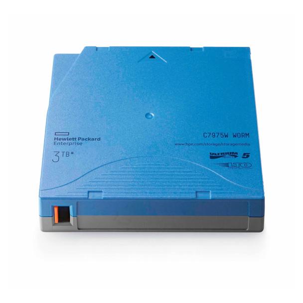 HPE LTO 5 Ultrium WORM Tape Cartridge - C7975W
