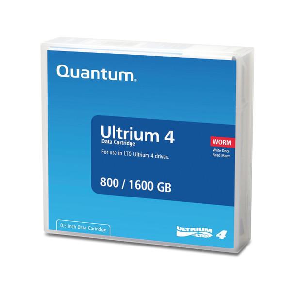 Quantum LTO Ultrium 4 WORM Tape Cartridge  MR-L4MQN-02