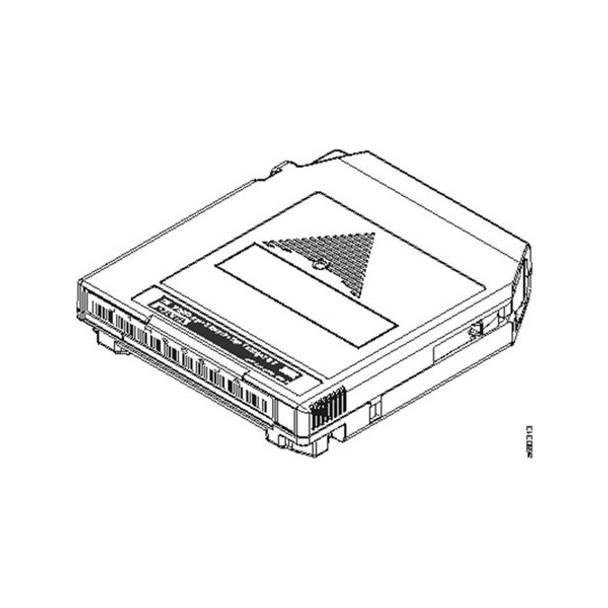 IBM 3592 JV WORM Advanced Data Tape Cartridge 20TB (02FJ980)