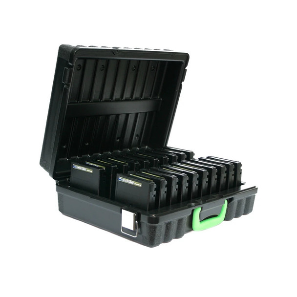 Turtle 3592/T10K Protective Case - 20 Capacity for storage and transport