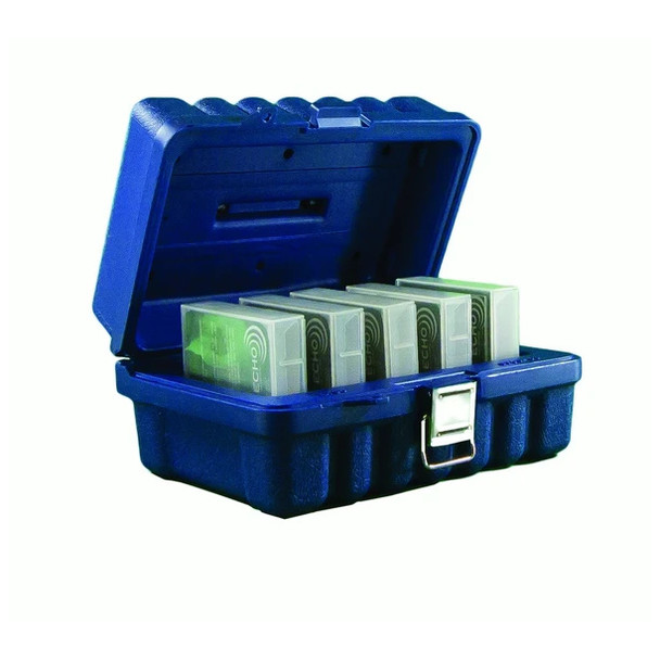 Turtle Ultrium LTO Data Cartridge Storage Case - 5 Tape Capacity