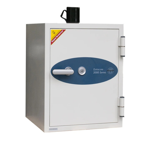 Turtle Case Data Care 2002 Fireproof LTO-3592 Hard Drive Safe