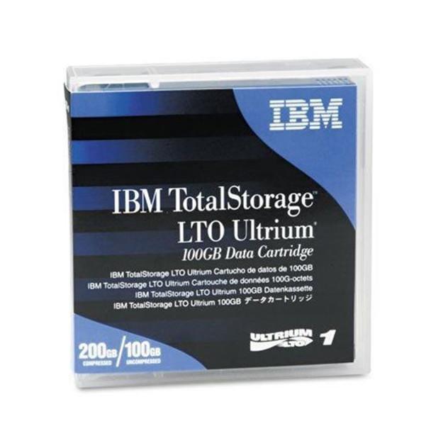 IBM  LTO 1 Tape, 08L9120 Ultrium-1, 100/200GB Data Cartridge