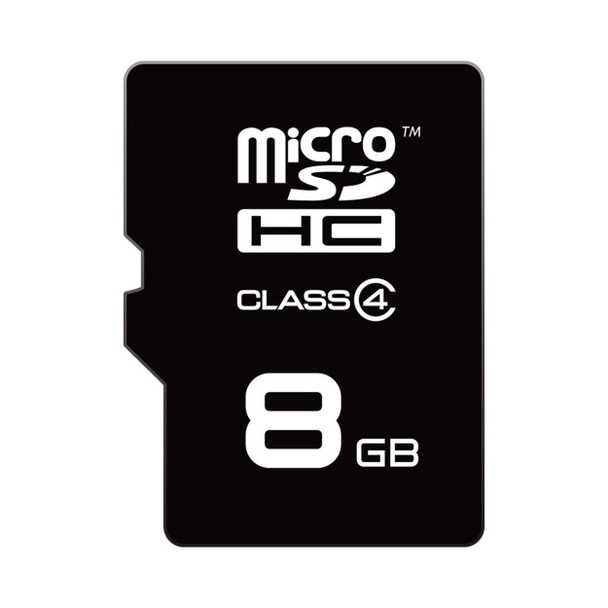 EMTEC 8 GB microSD Card Class 4 60x with SD Adapter EKMSDM8GB60XHC