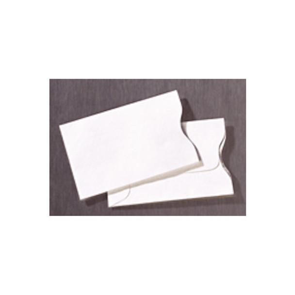 Tyvek White ID Card Sleeves 2.25 x 3.5 inch - 250 Pack