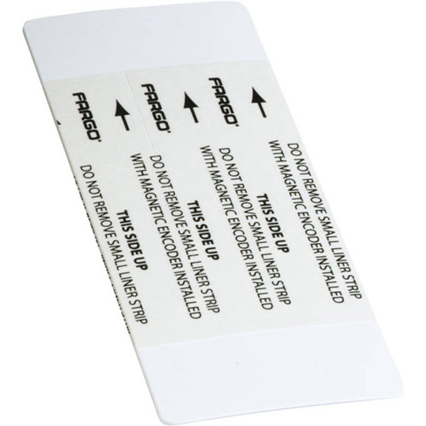 Fargo 86131 Extra Double Sided Cleaning Card for Select ID Card Printers - 50-Pack For use in Fargo DTC1000, DTC4000, DTC4500, HDP5000, DTC400, DTC400e, DTC550, HDP600, HDPii, C30, C30e, M30, M30e Printers