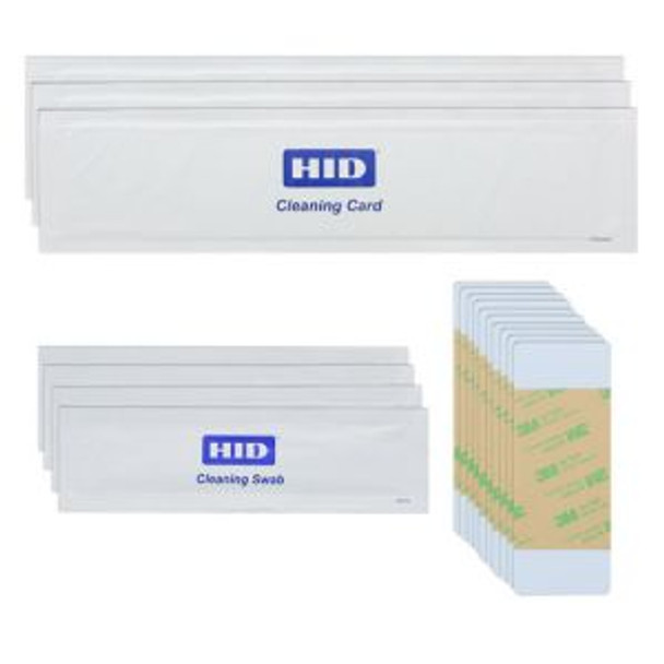 Fargo 86177 Complete Printer Cleaning Kit - Cleaning Cards & Swabs