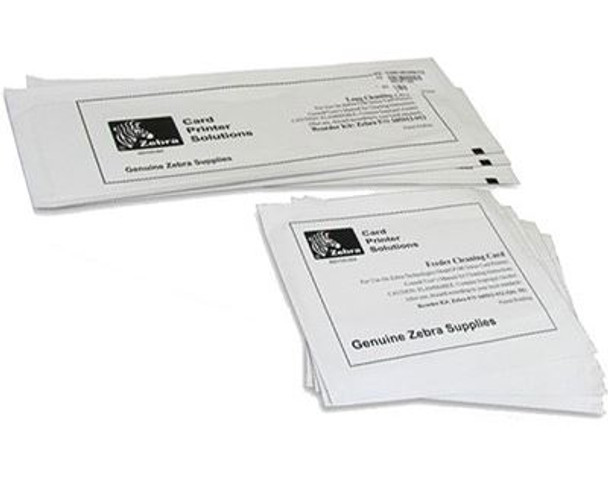 Zebra 105999-701 Complete Cleaning Kit for ZXP Series 7 - Cleaning Cards