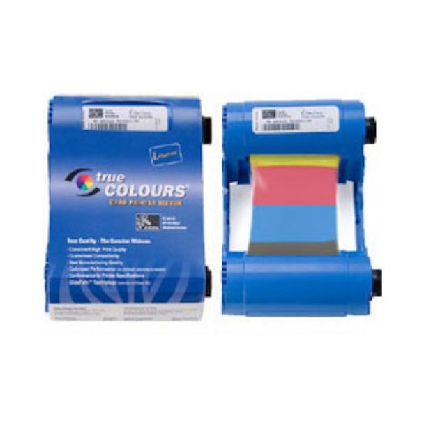 Zebra 800017-248 Color Ribbon - YMCKOK - 165 prints