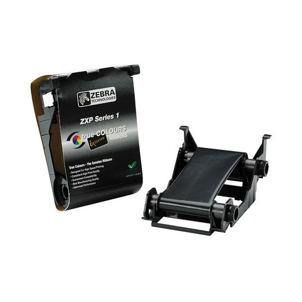 Zebra 800011-101 ZXP Series 1 Black Monochrome Ribbon - 1000 Prints