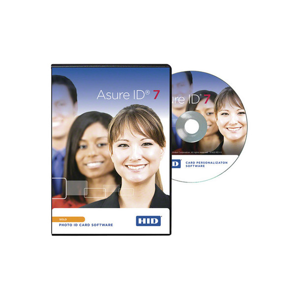Fargo Asure ID 7 Solo - CD-ROM - Card Personalization Software 86411