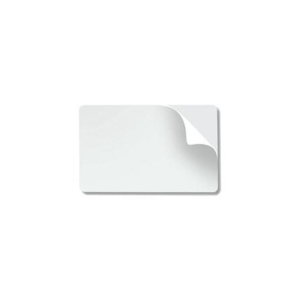 Fargo 82267 Ultracard 10 Mil ID Cards CR-80 SZ Adhesive Mylar Backed-500-pack