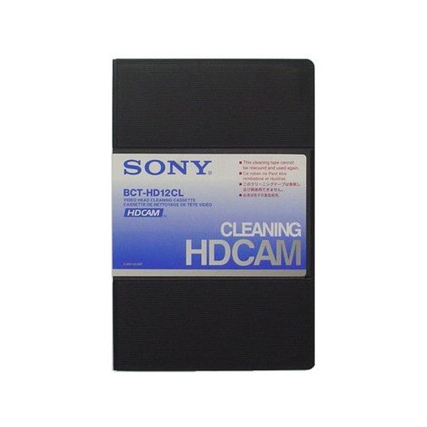 Sony BCT-HD12CL HDCAM Cleaning Tape (also for HDCAM SR)