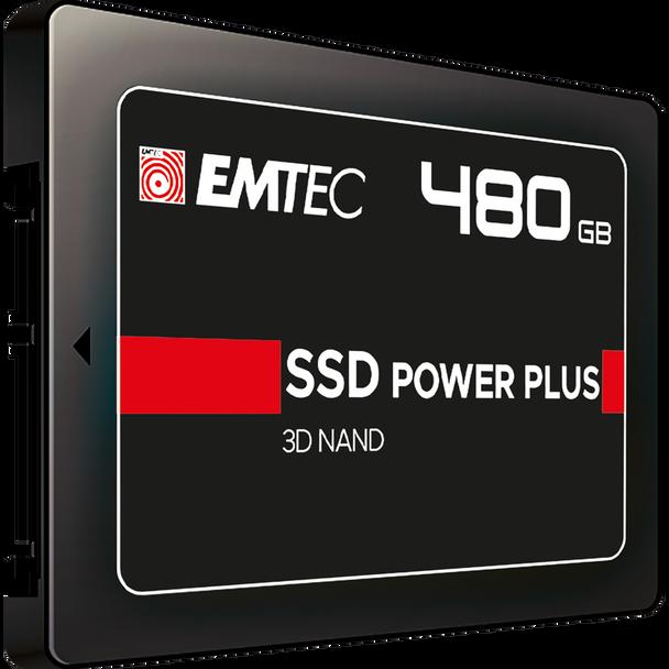 EMTEC Internal SSD X150 Power Plus 480GB Solid State Drive