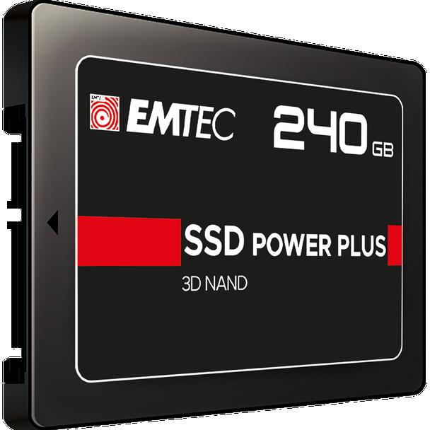 EMTEC Internal SSD X150 Power Plus 240GB Solid State Drive