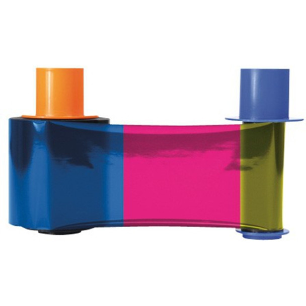 Fargo 45612 Color Ribbon - YMCKK - 500 prints