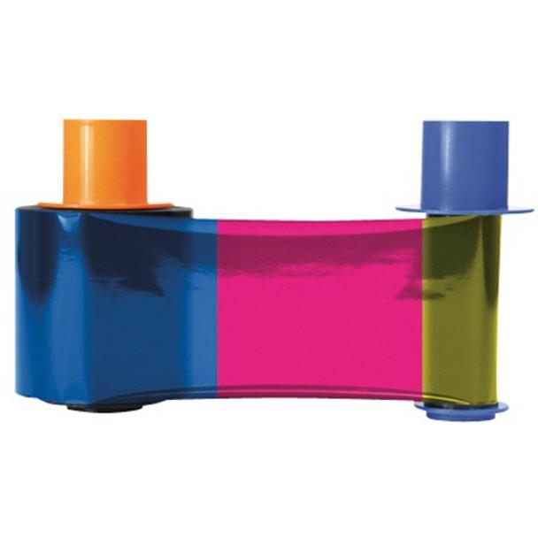 Fargo 45613 Half Panel Color Ribbon - YMCKO - 850 prints