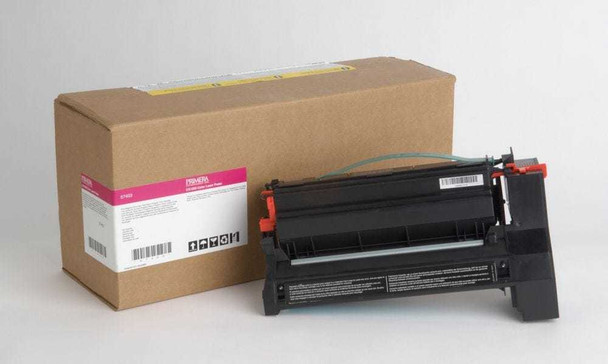 Primera 57404 Extra High-Yield Yellow Toner for CX1000 / CX1200 Series Color Label Printer