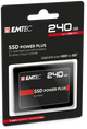 EMTEC Internal SSD X150 Power Plus 240GB Solid State Drive Packaging