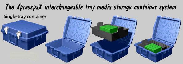 Xpresspax Media Storage System