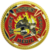Northpoint fire department challenge coin.