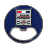 Custom team penske challenge coin.