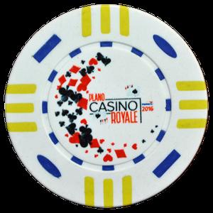 poker chips logo