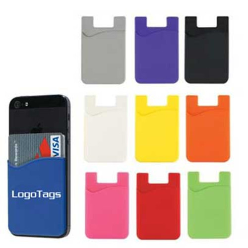 4540524bbd7 Custom Adhesive Cell Phone Wallet