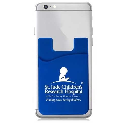 pretty nice 7495b 2065b Custom Adhesive Cell Phone Wallet