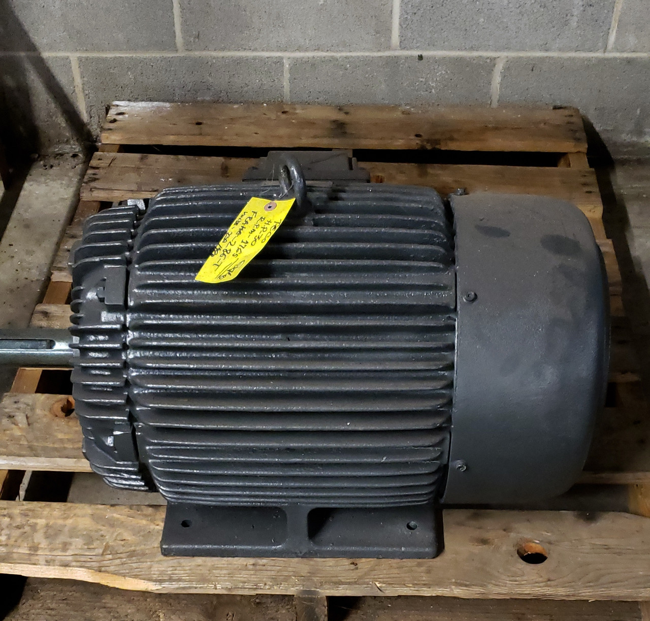 Reconditioned Motors