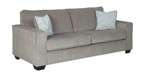 Super Ashley Brise Slate Sofa Chaise Accent Chair On Sale At Onthecornerstone Fun Painted Chair Ideas Images Onthecornerstoneorg