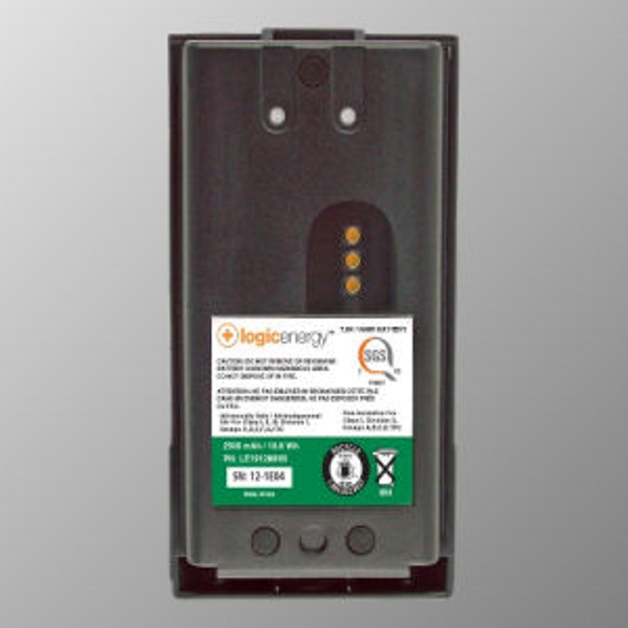 M/A-Com P5250 Intrinsically Safe Battery - 2500mAh Ni-MH