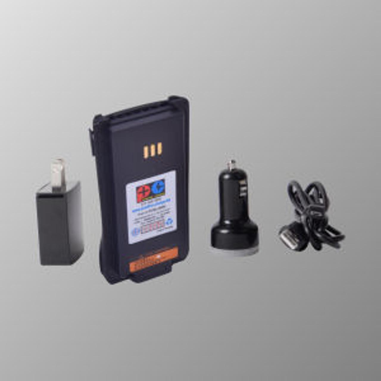 Good 2 Go Micro USB HYT / Hytera UL913 Battery - 2000mAh Li-Ion