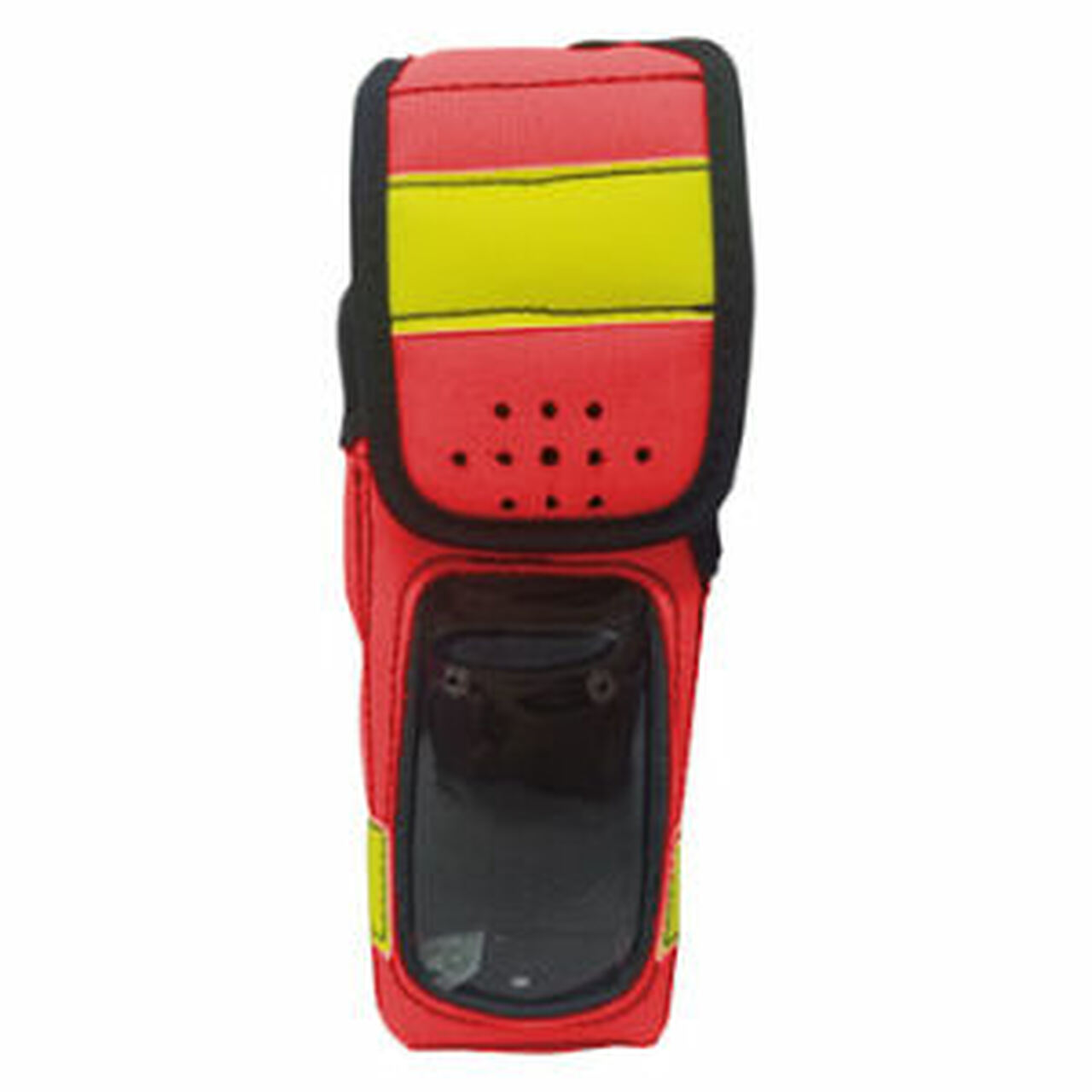 Harris XG-75P Extreme Drop Protection Hi-Viz Case - Red