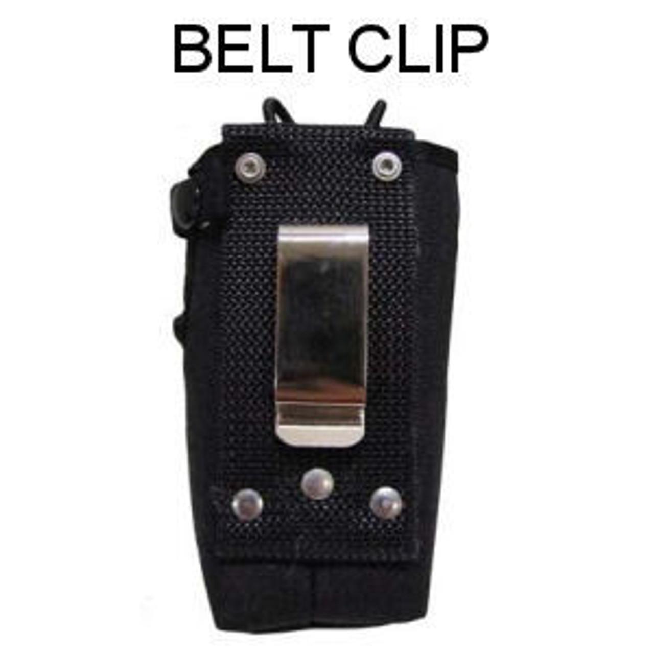 Motorola APX6000 Custom Radio Case With Belt Clip