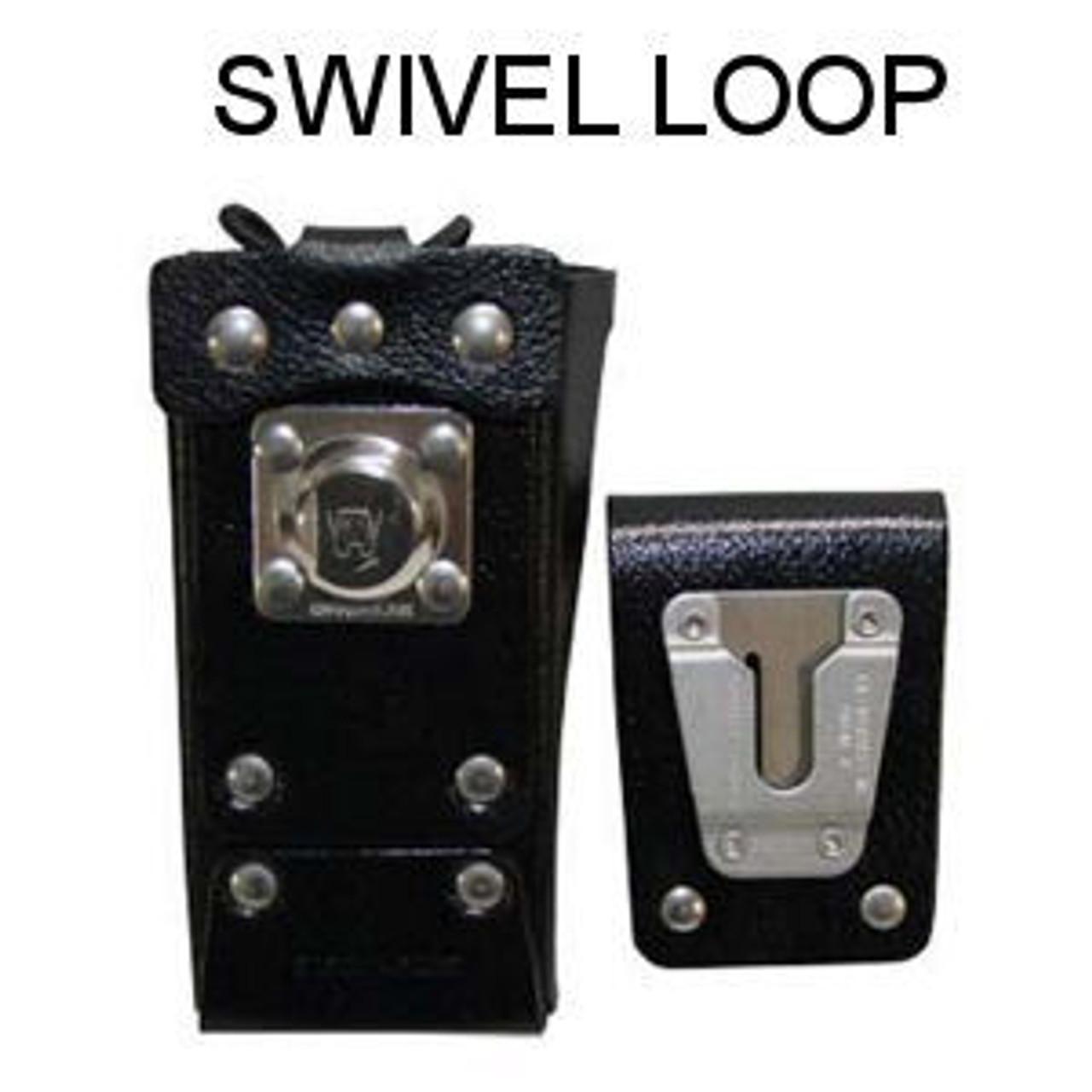 Motorola APX6000 Custom Radio Case With Swivel Loop