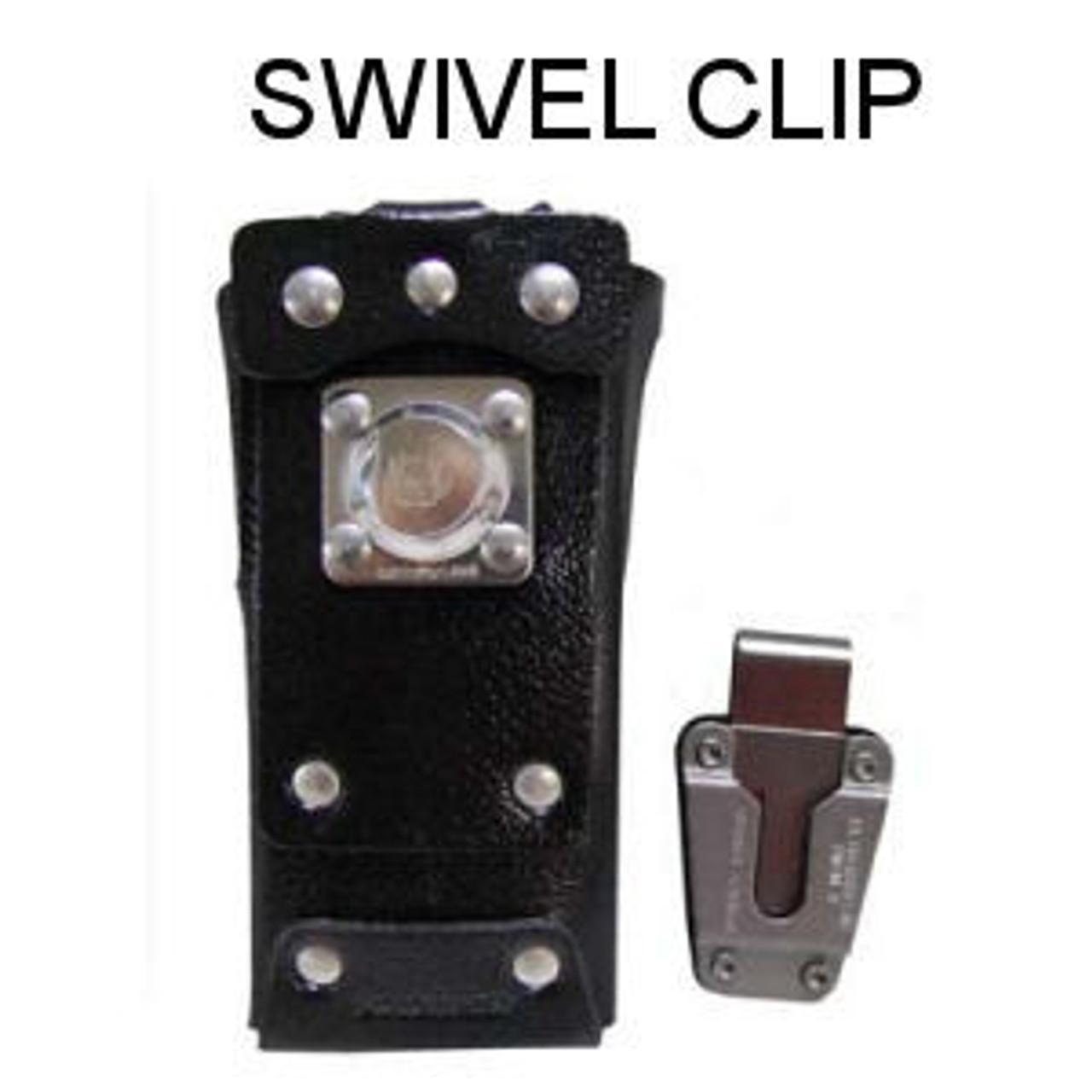 Motorola APX6000 Custom Radio Case With Swivel Clip