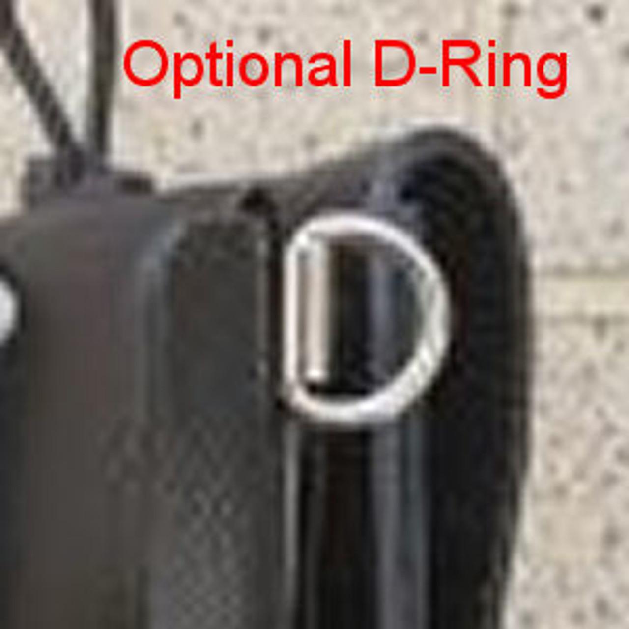 Motorola APX6000 Custom Radio Case With Optional D-Ring