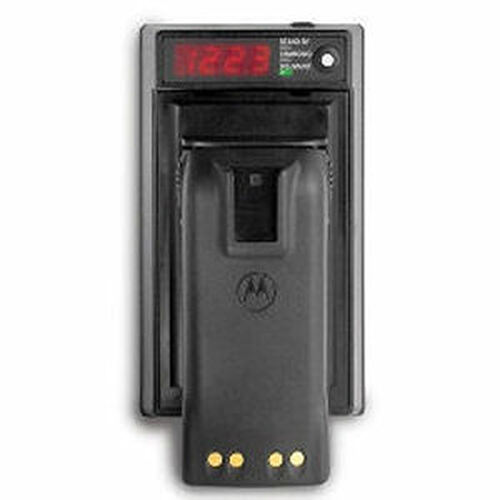 AdvanceTec Single Slot Analyzer/Conditioner For EF Johnson 51ES Nickel Batteries