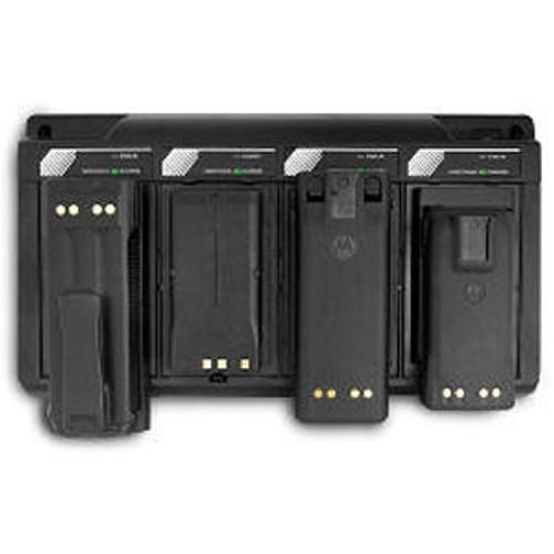 AdvanceTec 4-Slot Conditioning Charger For Bendix King DPH Lithium Batteries