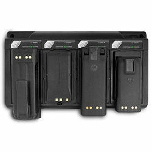 AdvanceTec 4-Slot Conditioning Charger For Datron G25RPV100 Lithium Batteries
